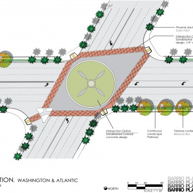 Washington Streetscape Design